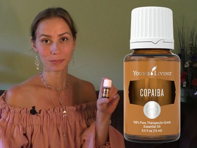 Эфирное масло копаиба (copaiba)