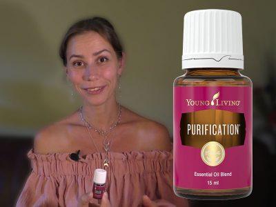 Cмесь эфирных масел Purification от Young Living