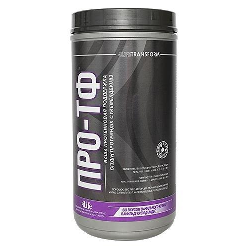 4LifeTansform® ПРО-ТФ со вкусом ванильного крема .